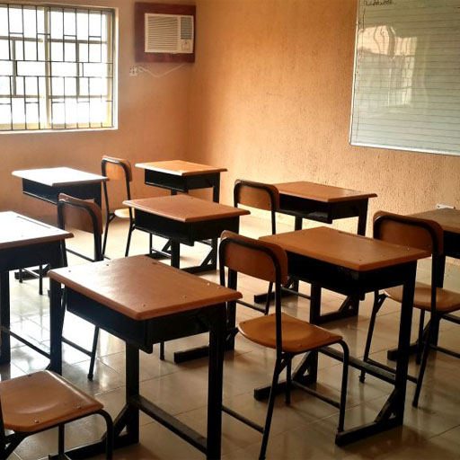 Well Ventilated Classrooms
